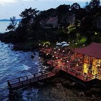 嵐のテラスレストランでディナー★フーコック島(ベトナム)の記事に添付されている画像