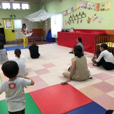 第2回目 子育て支援センター 愛児園カキラDAYの記事に添付されている画像