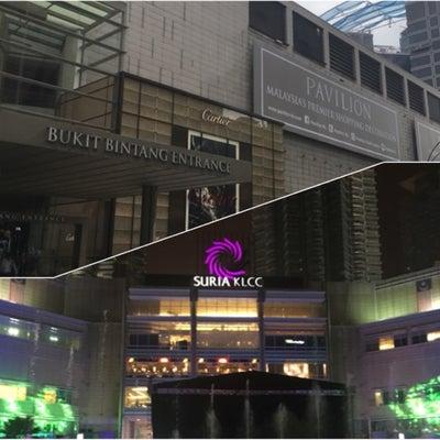 【クアラルンプール】《パビリオン》《スリアKLCC》2大モールを歩いてみた食べての記事に添付されている画像