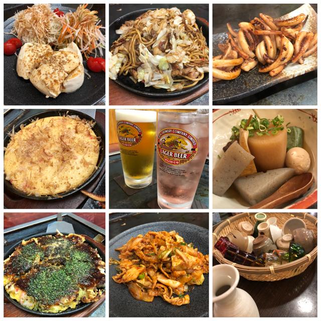 9月の食事MT。