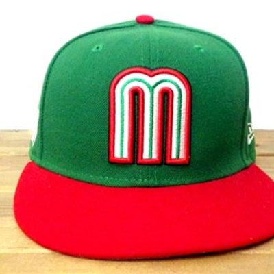 メキシカン カラー デザイン メキシコ 国旗 帽子 キャップの記事に添付されている画像