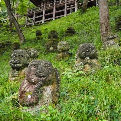 微笑む千二百羅漢に会える愛宕念仏寺の記事に添付されている画像