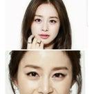 韓国で再び眉アート!今度は誰になるかな♪の記事より