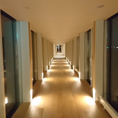 話題のnewホテル☆スイデンテラス☆@鶴岡の記事に添付されている画像