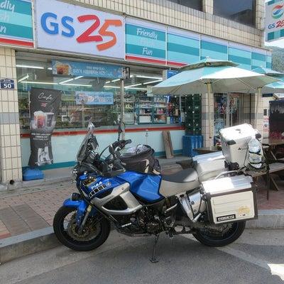 XT1200Zスーパーテネレ! 僕の相棒! 目指せ! 韓国最北端! ④その2の記事に添付されている画像