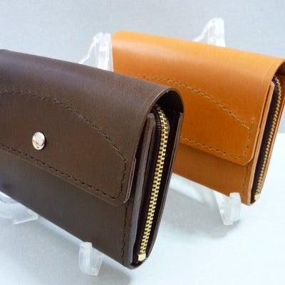 中型財布?・ファスナー:紙幣・カード・硬貨の記事に添付されている画像