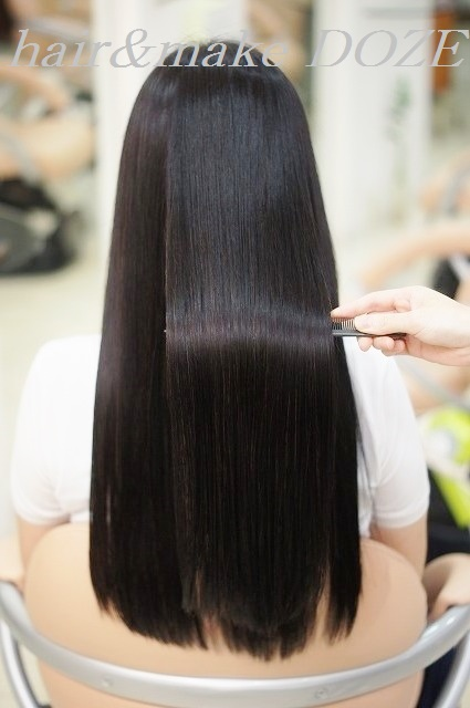 あの頃の髪に戻る!!!うわさの髪質改善プレミアムトリートメント!!!