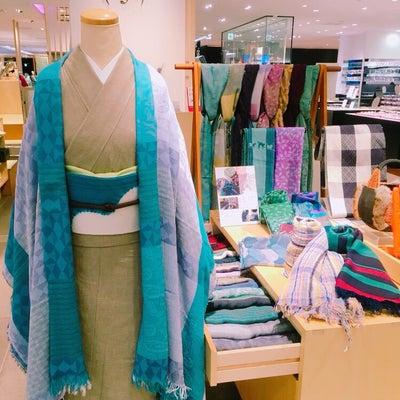 着物屋くるり 大丸東京店の記事に添付されている画像