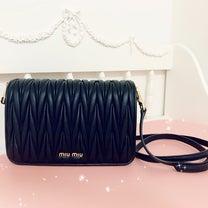 《アウトレット戦利品》miumiuのバッグ☆彡の記事に添付されている画像