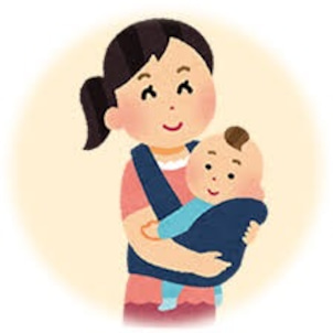 出産後に…の画像