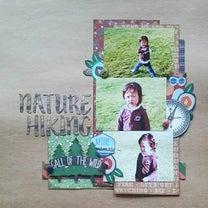 12インチ作品「NATURE HIKING」の記事に添付されている画像