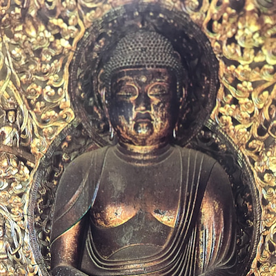 法金剛院阿弥陀如来像~その仏頂面はどこからきたのか?の記事に添付されている画像