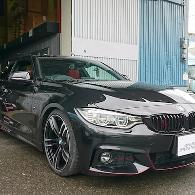 BMW 4シリーズ F32 タイヤホイールセット装着の記事に添付されている画像