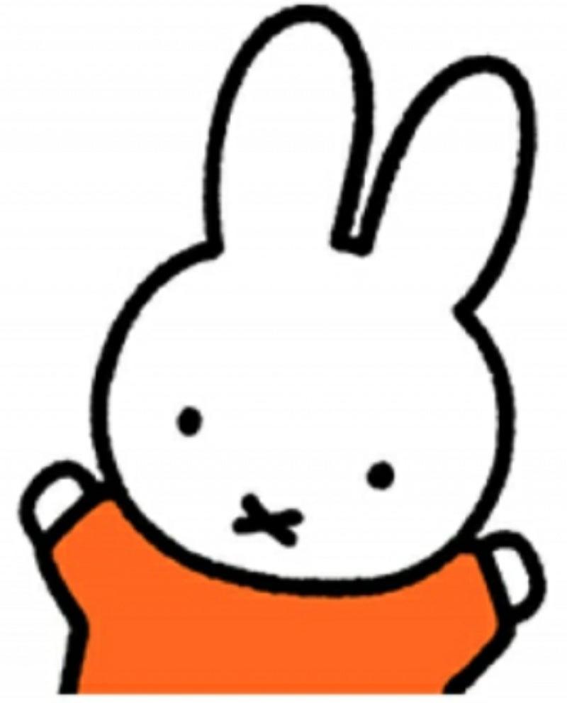 Miffyちゃん 挨拶