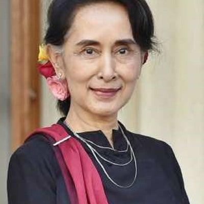 スー・チー氏が福島訪問へ 農村視察、自国のモデルにの記事に添付されている画像