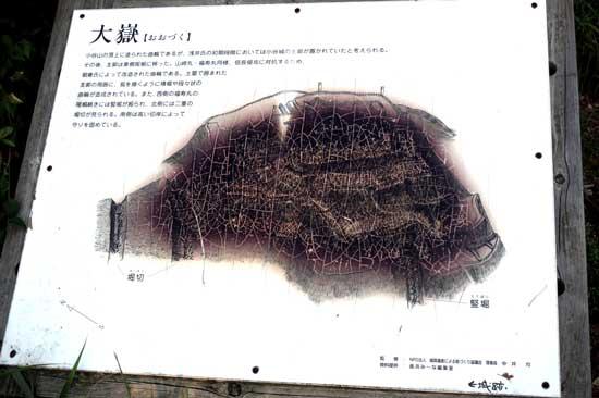 【48】小谷城