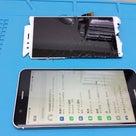Huawei P10lite 画面交換です❗️の記事より