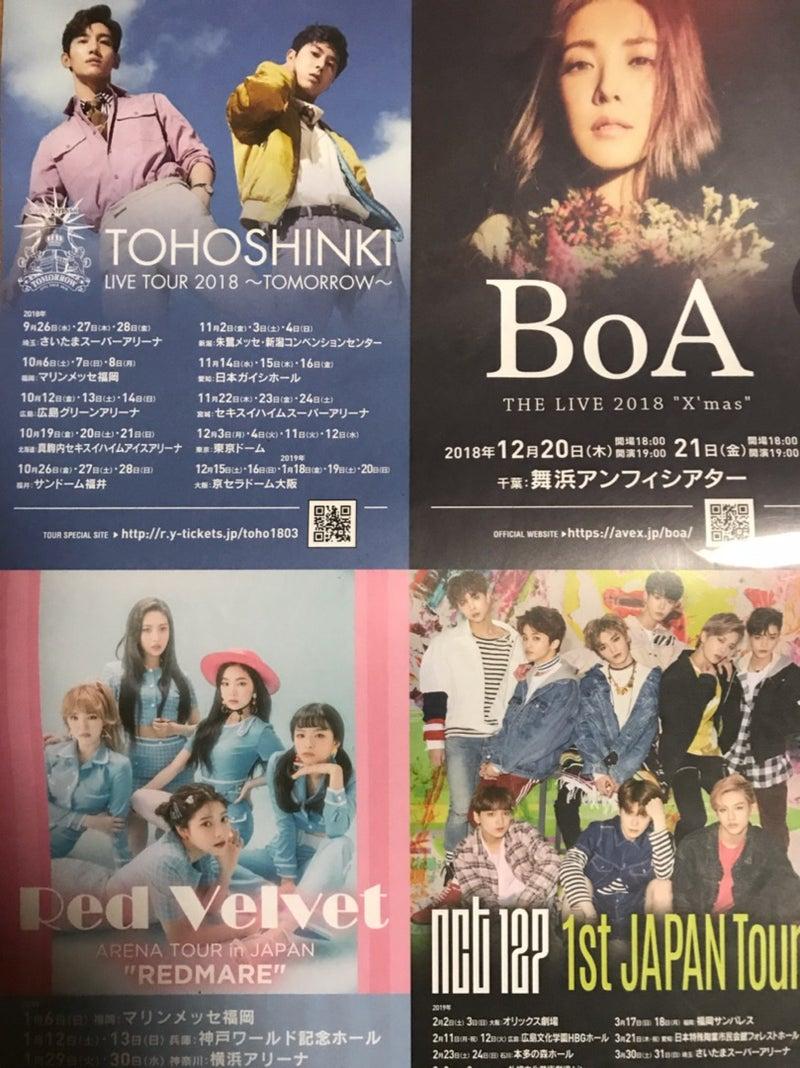 東方神起LIVE TOUR 2018~TOMORR...