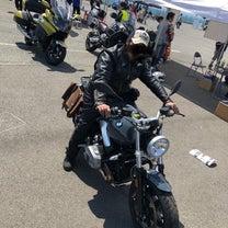 バイクと革ジャンの記事に添付されている画像