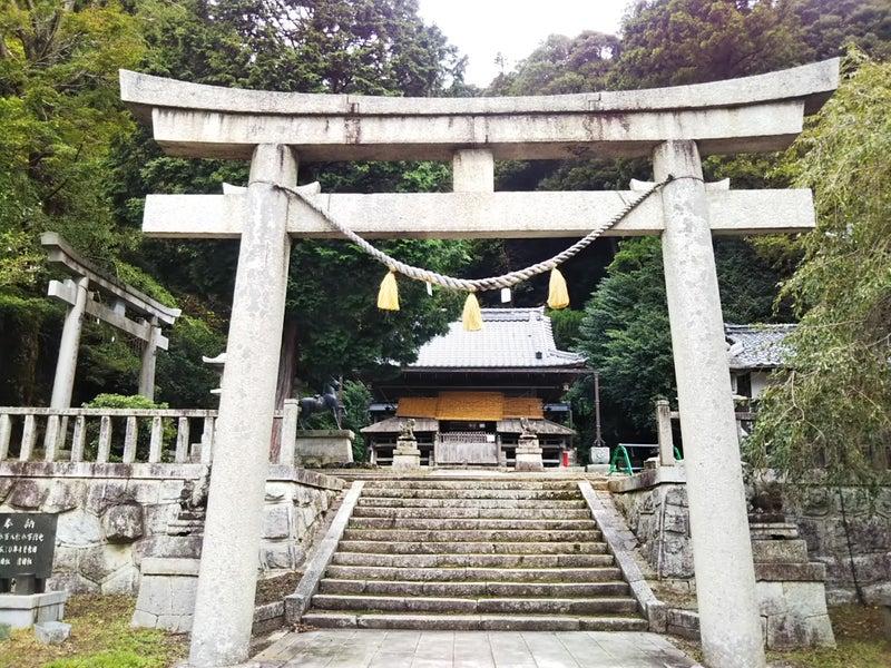 鹽津神社 | かむながらのみち ~...