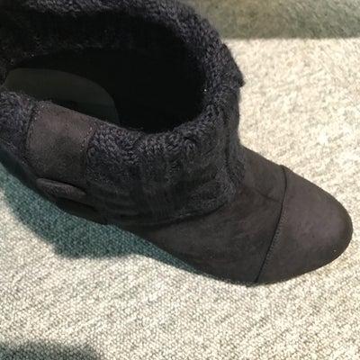 かわいいブーツてか靴下の記事に添付されている画像
