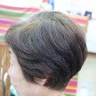 天然100%ヘナで白髪染(7年目)の記事より