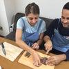 イスラエル夫妻、初めて食べるこんにゃくの大Fanに:)の画像