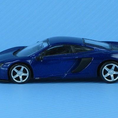 マクラーレン 650S クーペ(ブルー)の記事に添付されている画像