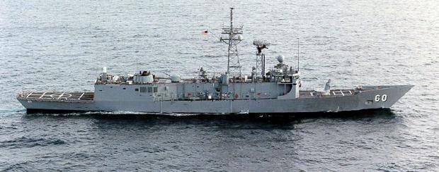 バンコクジジイのたわ言台湾のフリゲート艦
