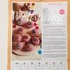 10月のサロンのお菓子カレンダーと予定ですの画像