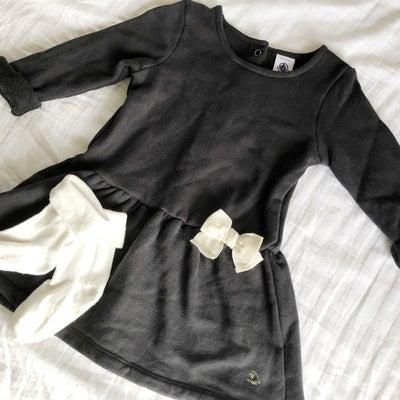娘のお洋服♡妊娠期に購入していたプチバトーのワンピースの記事に添付されている画像