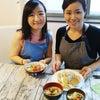 日本で初自炊に挑戦!在日シンガポールの方に和食レッスン:)の画像