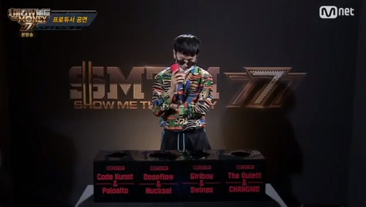 Show me the money 777 ep 4 eng sub