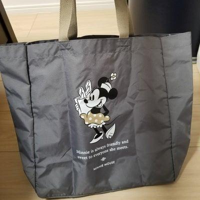 紀ノ国屋スーパーのミニーマウス新作エコバッグの記事に添付されている画像