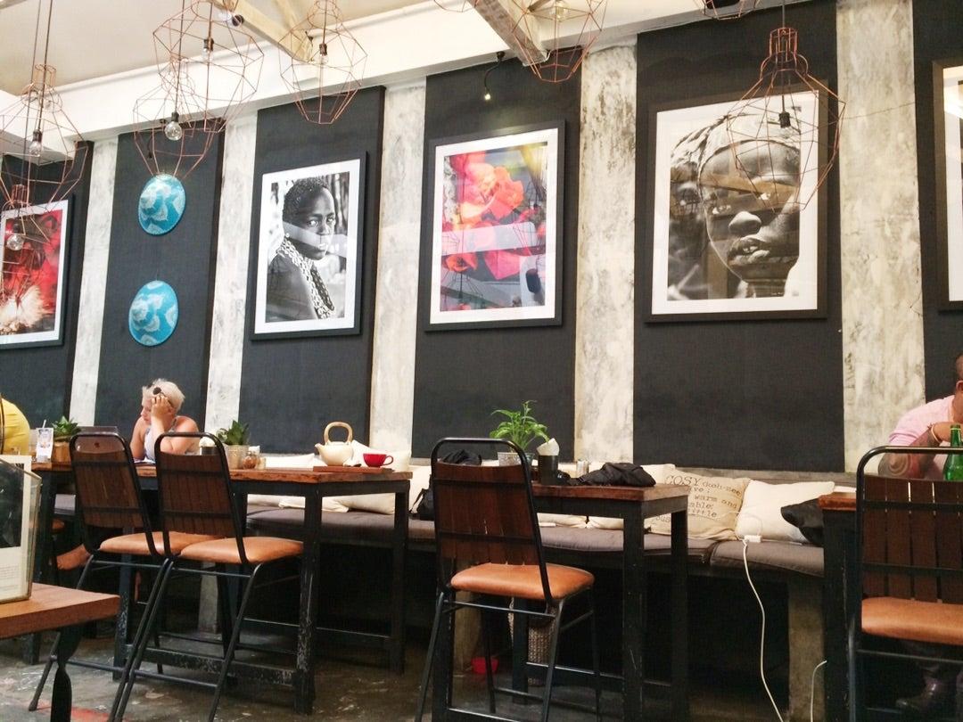 クロボカンにあるレストラン『INGKA』の記事より
