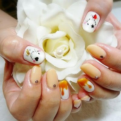 ハロウィンスイーツネイル☆の記事に添付されている画像