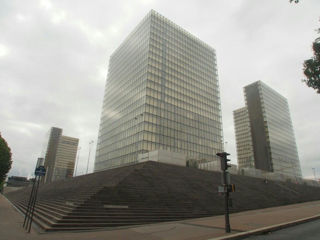 ■2018.8.15 フランス国立図書館(パリ)