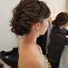 結婚式外注ヘアメイクBlog/#日比谷パレスの花嫁② お色直しと二次会スタイルの画像