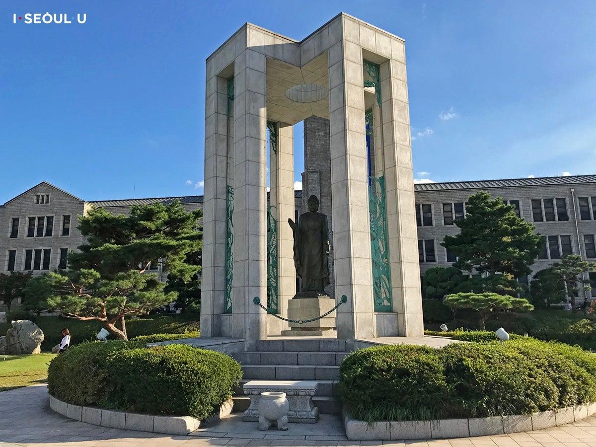 ソウルキャンパスツアー~東国大学~