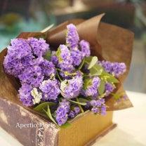 花束の記事に添付されている画像