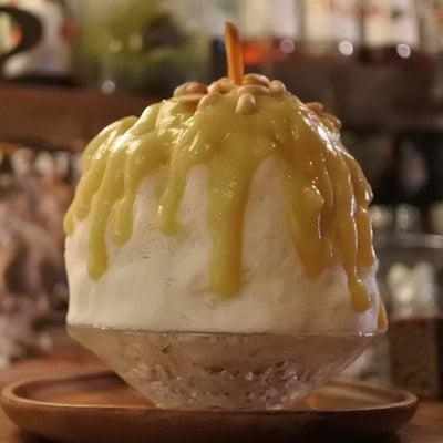かき氷職人のかき氷が一年中食べられる「カフェ12」♪・・・大阪福島の記事に添付されている画像