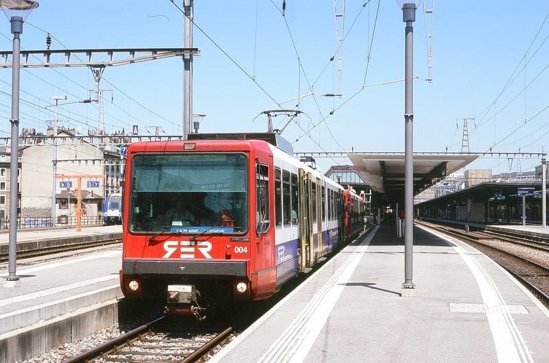 スイス国鉄RBDe560形電車
