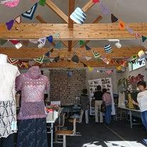 石巻編み物お茶っこ作品展お疲れ様会の記事に添付されている画像