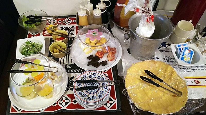 食べ 放題 ガレット クレープ クレープ&ガレット食べ放題専門店『La fete