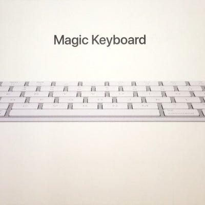 Magic Keyboardの記事に添付されている画像