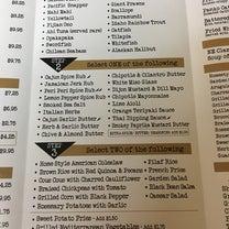 自分好みの魚料理が食べられるBluesalt Fish Grillの記事に添付されている画像