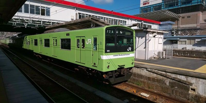 最終章117系・105系☆JR和歌山線 旅の終着点【さよならJR西日本 国鉄型 ...