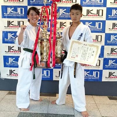 第12回  JKJO  全日本空手道選手権大会  終了の記事に添付されている画像