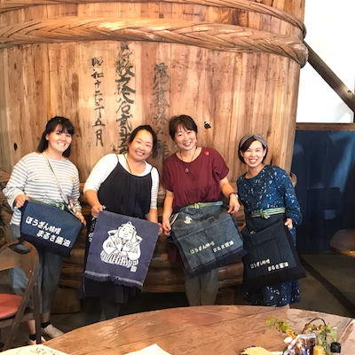 2018.10.7【発酵食堂】in中定商店の記事に添付されている画像