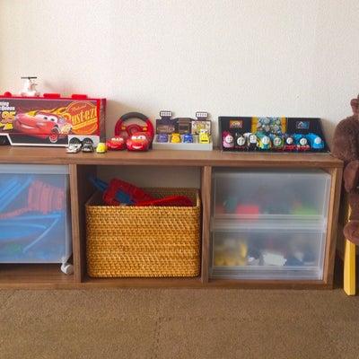 3歳男子のお片付けの主張の記事に添付されている画像